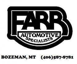 Farr Automotive Specialists