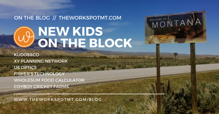 New to town: 6 companies new to Montana